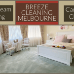 Breeze Cleaning Melbourne - Carpet Steam & Dry Cleaning Service